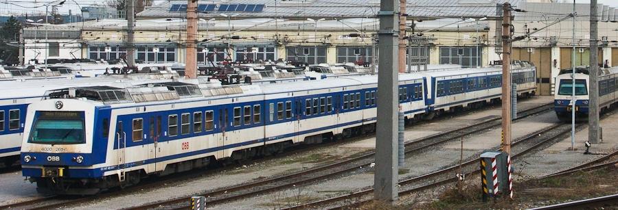 Электропоезда