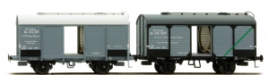 ACME 45054 Набор грузовых вагонов vino FS Epoche III 1/87