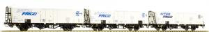 ACME 45077 Набор вагонов 3шт INTERFRIGO FS Epoche V 1/87
