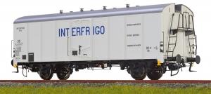 Brawa 37200 Вагон UIC 524 078 P Standard 1 Interfrigo DB Epoche III 1/45