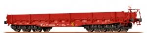 Brawa 67012 Вагон платформа Samm-u 453 DB AG Epoche V 1/87  Brawa_67012.jpg