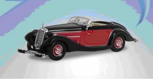 Busch 38192 Автомобиль Mercedes-Benz 320 n Kombinations-Coupe (W142) 1/87 Busch_38192.jpg