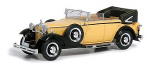 Busch 38448 Автомобиль Maybach DS8 Zeppelin Cabrio 1/87 Busch_38448.jpg