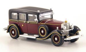 Busch 38875 Автомобиль Mercedes-Benz Typ 770 W07 (1930-38) 1/87 Busch_38875.jpg