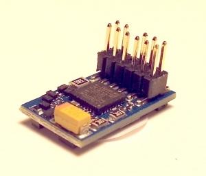 ESU 53616 Декодер DCC LokPilot Standart  Plux12