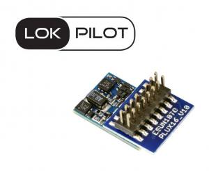 ESU 59824 Декодер локомотивный LokPilot 5 micro DCC PluX16