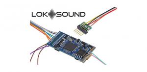 ESU 58416 Звуковой декодер LokSound 5 DCC/MM/SX/M4 6-pin NEM651 ESU_58416.jpg