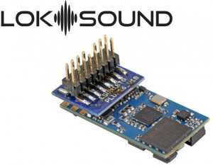 ESU 58814 Звуковой декодер LokSound 5 micro DCC/MM/SX/M4 PluX16 ESU_58814.jpg