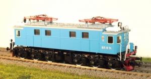 Eurotrain 3014 Электровоз ВЛ 19 74 приписка Ярославль МСК ЖД эпоха III-IV 1/87