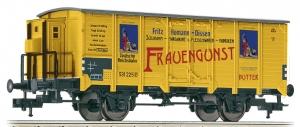 Fleischmann 534805 Вагон крытый Homann-Frauengunst DRG Epoche II 1/87 VN   Fleischmann_534805.jpg
