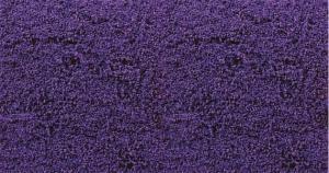 Heki 1587 Цветочный коврик 28x14см фиолетовый