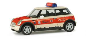 Herpa 048101 Автомобиль Mini Cooper Johanniter Giessen Epoche VI 1/87   Herpa_048101.jpg