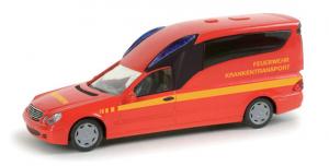 Herpa 048538 Автомобиль Mercedes-Benz Binz A 2003 KTW Feuerwehr Epoche VI 1/87   Herpa_048538.jpg