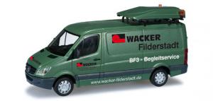 Herpa 049849 Автомобиль Mercedes-Benz Sprinter 06 BF3 Wacker Epoche VI 1/87   Herpa_049849.jpg