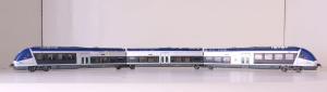 LSM 10078 Дизельпоезд X 76600 AGC SNCF Epoche V-VI 1/87  LSM_10078.jpg