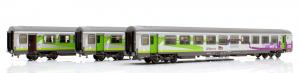 LSM 40292 Набор вагонов VTU A10tuh 2xVTU B10tuCorail SNCF Epoche V-VI 1/87  LSM_40292.jpg