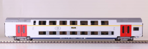 LSM 43015 Вагон пассажирский Type M6 SNCB Epoche V 1/87  LSM_43015.jpg