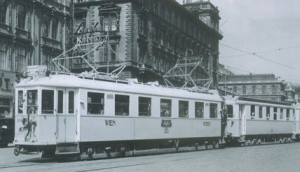 Liliput 133890 (dolischo) Трамвай Wiener Lokalbahnen (WLB) Epoche II 1/87