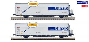 Mabar 87520 Набор вагонов Hbbills SBB-Cargo SBB Epoche VI 1/87