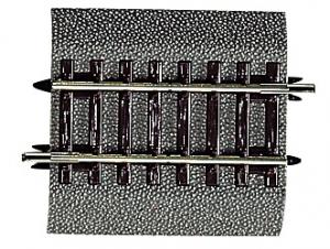 Roco 42513 Рельс прямой G1/4 57.5мм на призме 1/87  Roco_42513.jpg