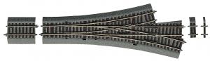 Roco 42543 Стрелка тройная 15гр DWW-15 на призме 1/87  Roco_42543.jpg