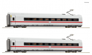 Roco 72097 Набор вагонов ICE-Triebzug 407 DB AG Epocha VI 1/87   Roco_72097.jpg