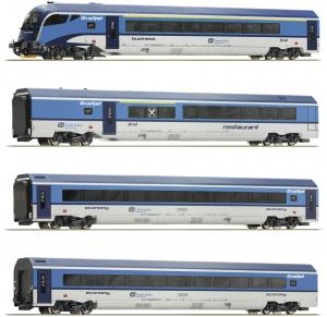 Roco 74065 Набор вагонов Railjet CD CD Epoche VI 1/87   Roco_74065.jpg
