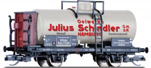 Tillig 95859 Вагон цистерна Olwerke Julius Schindler DRG Epoche II 1/120    Tillig_95859.jpg