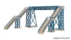Vollmer 45709 Пешеходный мост 1/87 Vollmer_45709.jpg