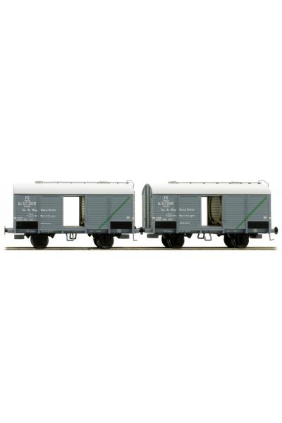 ACME 45051 Набор грузовых вагонов vino SANAS FS Epoche III 1/87