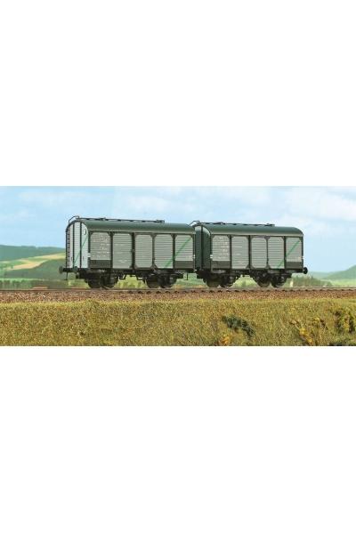 ACME 45053 Набор грузовых вагонов vino SIOS FS Epoche III 1/87