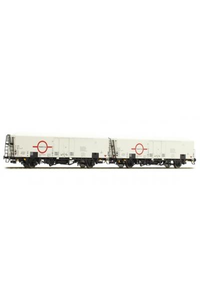 ACME 45078 Набор вагонов 2шт TRANSFESA FS Epoche V 1/87