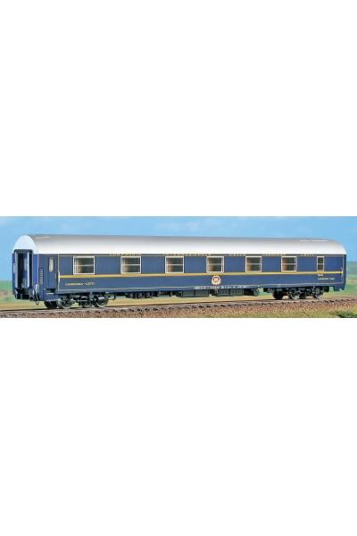 ACME 50583 Вагон пассажирский Typ MU 1973 FS CIWL Epoche IV 1/87