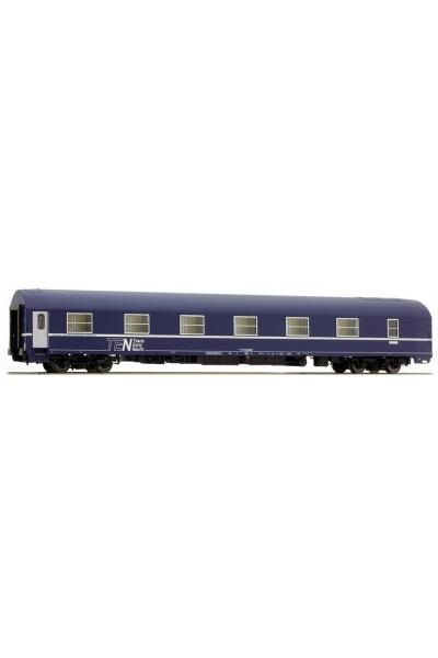 ACME 50584 Вагон пассажирский Typ MU1973 Austria Express NS Epoche IV 1/87