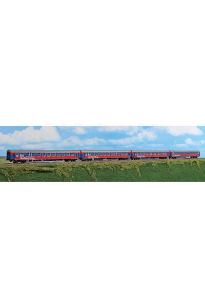ACME 55158 Вагон пассажирский Touristik Express BTE PRIVAT Epoche VI 1/87