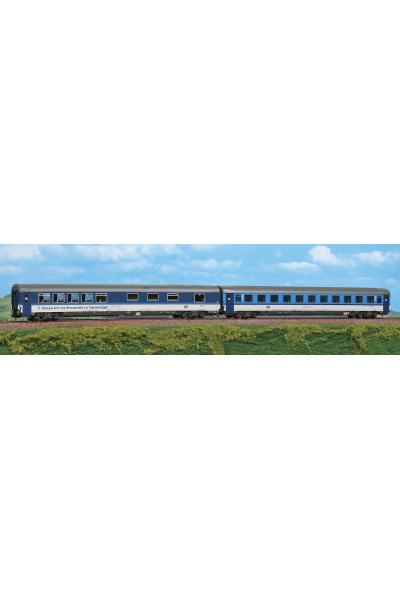 ACME 55171 Набор вагонов поезда 378/379 CD Epoche VI 1/87