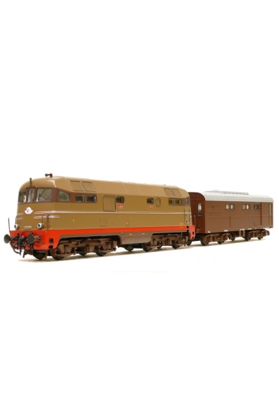 ACME 60067 Тепловоз D 342 Limited Edition FS Epoche III 1/87