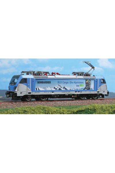ACME 69461 Электровоз 187 002 BLS Cargo ЗВУК DCC Epoche VI 1/87