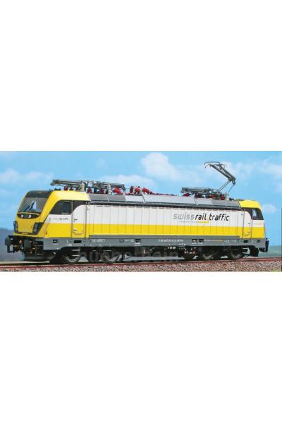 ACME 90119S Электровоз Re 487 Railtraffic ЗВУК DCC Epoche VI 1/87