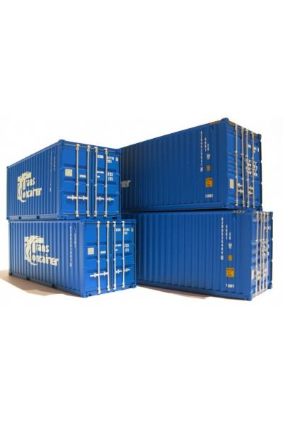 ACME 95004 Набор контейнеров ТРАНСКОНТЕЙНЕР Эпоха V-VI 1/87