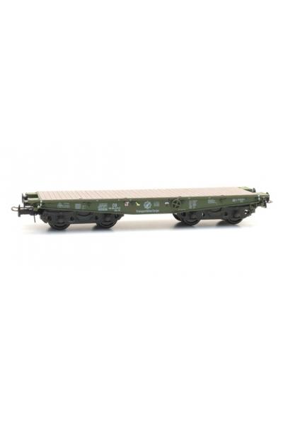 Artitec 20.284.06 Вагон платформа SSy 55 554873P USTC Epoche III 1/87