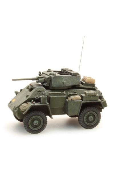 Artitec 387.122 Броне автомобиль Humber Mk IV с 37мм пушкой UK Epoche II 1/87