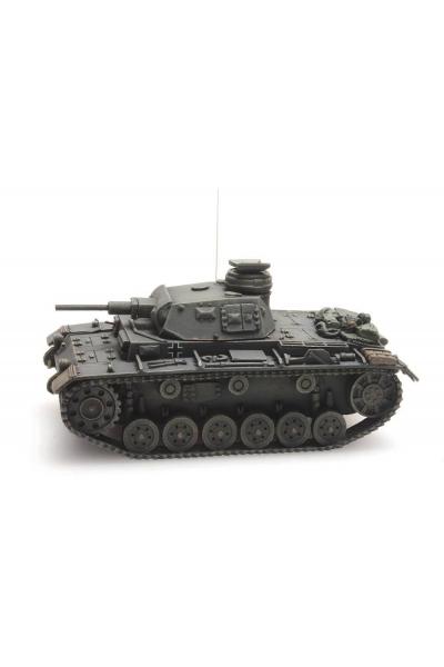 Artitec 387.305 Танк Pzkw III Ausf. F Epoche II 1/87