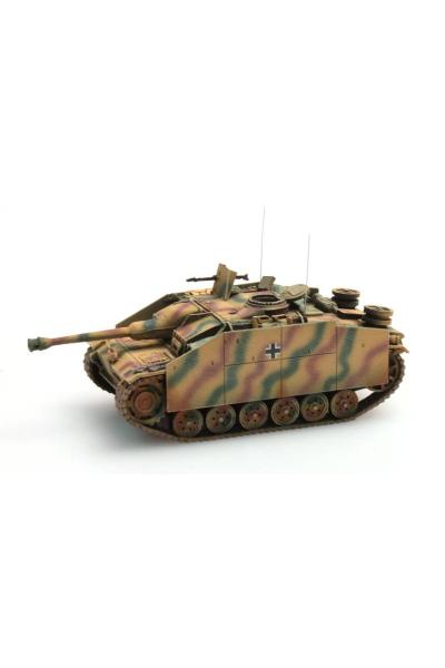 Artitec 387.49-CM Самоходная установка StuG III Ausf. G 1944 Epoche II 1/87