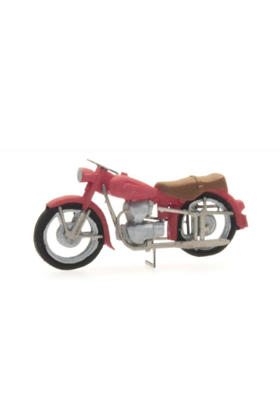 Artitec 387.66-RD Мотоцикл BMW R25 zivil 1/87