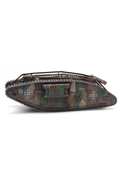 Artitec 6870173 Танк Mark IV Abt.14 Dora Epoche I 1/87