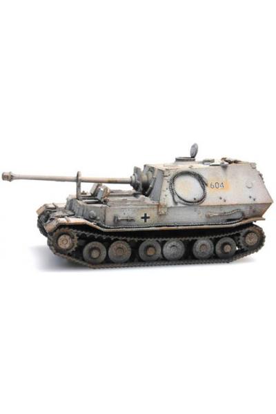 Artitec 6870193 САУ Panzerjager Tiger (P) Elefant зима Epoche II 1/87