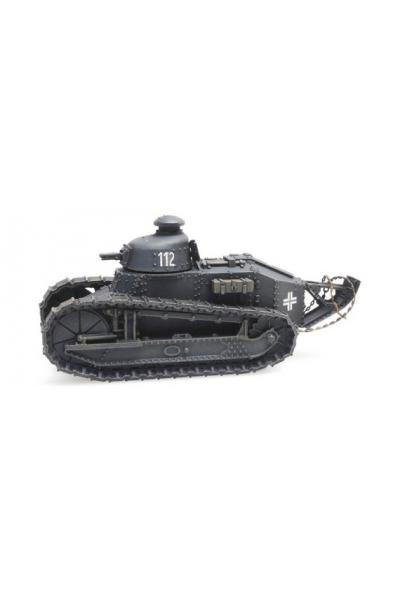 Artitec 6870226 Танк Renault FT17 Wehrmacht Epoche II 1/87