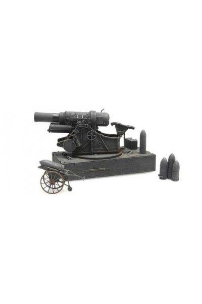 Artitec 6870254 Осадное орудие Skoda M1916 Wehrmacht Epoche II 1/87