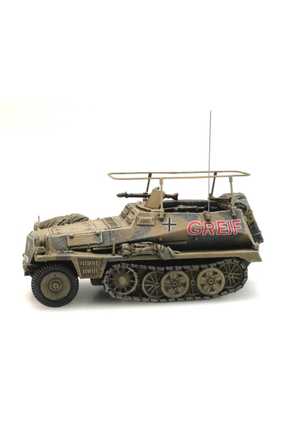 Artitec 6870277 Бронетранспортер SdKfz 250/3 Afrika - GREIF Epoche II 1/87